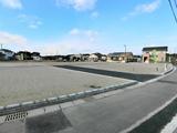 お陰様で完売となりました♪ 陵南中学校まで徒歩�分!(☆。☆)! 霧島市溝辺町麓  新規売り土地